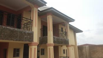 Newly Built Block of 3 Bedroom Flat, Airport Road, Alakia, Ibadan, Oyo, Flat for Rent