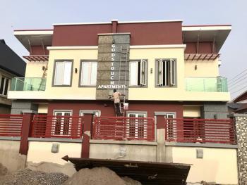 Lovely 4 Bedroom Semi Detach Duplex, Canaan Estate, Ajah, Lagos, Semi-detached Duplex for Rent
