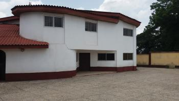 6 Bedroom Duplex + 3 Bedrooms Bq Sitting on 2400sqm, Oba Momoh Street, Off Rev Oyebode Street. Iyaganku Gra, Iyaganku, Ibadan, Oyo, Detached Duplex for Sale