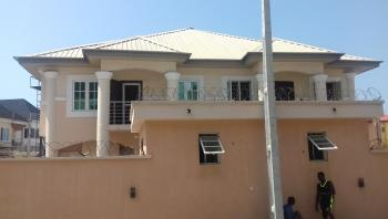 a Well Finished 5 Bedroom Semi-detached Duplex with Two Rooms' Boys Quarters, Chevron, Chevy View Estate, Lekki, Lagos, Semi-detached Duplex for Sale