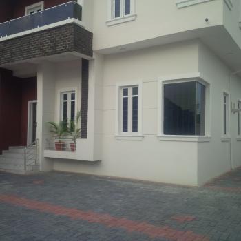 Brand New and Tastefully Finished Luxury Duplexes with Bq, Chevron Drive, Lekki Expressway, Lekki, Lagos, Detached Duplex for Sale