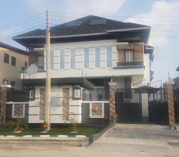 Luxury Brand New Semi Detached Duplex with Bq in Secured Estate, Chevron, Lekki, Lagos, Semi-detached Duplex for Sale