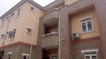 Brand New Tastefully Serviced 3 Bedroom Flat with a Bq, 24hrs Light, Spacious and Furnished Kitchen, Wuse 2, Abuja, Flat for Rent