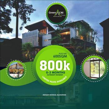 Green Acre Estate, Akodo Ise, Ibeju Lekki, Lagos, Residential Land for Sale