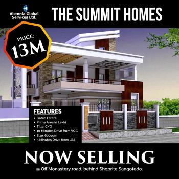The Summit Homes, Sangotedo, Ajah, Lagos, Residential Land for Sale