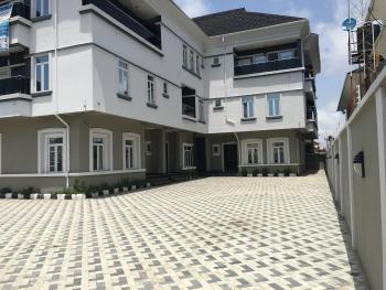 Brand New and Serviced 3 Bedroom Terrace and a Room Bq, Lekki Right, Lekki Phase 1, Lekki, Lagos, Terraced Duplex for Rent
