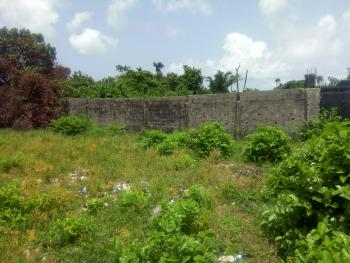 Fenced and Corner Piece Land, By Chevron Toll Gate, Lekki Phase 2, Lekki, Lagos, Residential Land for Sale