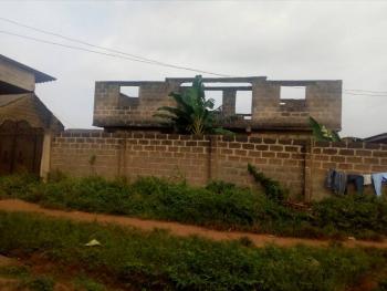 Sweet Distress Sale: Well Built Uncompleted Duplex with 4 Units of 3 Bedroom Flats, Iyesi By Winners Chapel, Sango Ota, Ogun, Detached Duplex for Sale