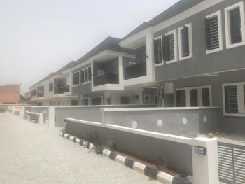 4 Bedroom Semi Detached Duplex, Victoria Crest Estate, Lafiaji, Lekki, Lagos, Semi-detached Duplex for Sale