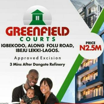 Green Field Courts, Akodo Ise, Ibeju Lekki, Lagos, Residential Land for Sale