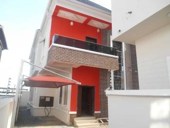 New 4 Bedroom Semi Detached Duplex, Banana Island Estate, Along Alpha Beach Road,  Close to, Chevy View Estate, Lekki, Lagos, Semi-detached Duplex for Sale