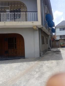 Spacious Mini Flat with Car Park in a Close, Off Fashoro Street, Ojuelegba, Surulere, Lagos, Mini Flat for Rent