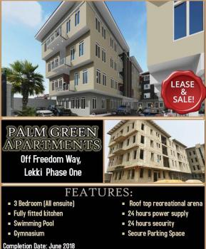 Three Bedroom Luxury Apartments, Off Freedom Way, Lekki Phase 1, Lekki, Lagos, Flat for Sale