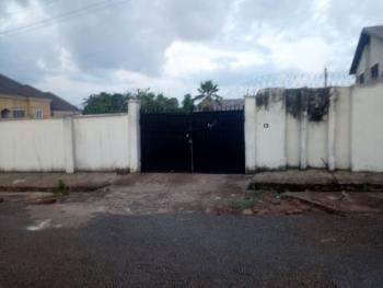 1800sqm Land (3 and Half Plots) Complete with 2 No Bungalows, Behind Cathedral of Good Shepherds, Independence Layout, Enugu, Enugu, Residential Land for Sale