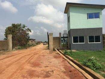 Land for Sale at Casavilla Estate ,magboro..with C of O, Cassavilla Estate, Located Along Gas Pipeline Road Before Mountain of Fire Prayercity, Magboro, Ogun, Residential Land for Sale
