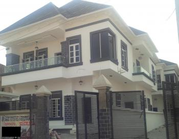 Newly Built and Exquitely Finished Duplex Tastefully Finished with Bq, Ikota Villa Estate, Lekki, Lagos, Semi-detached Duplex for Sale