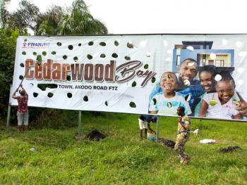 Land, Cedarwood Bay Estate, Magbon Town, Along The Lekki Free Trade Zone (the Highly and Most Commercial Axis of The Region). It Is Just 2minutes Walk Away From The Tarred Road, Eleko, Ibeju Lekki, Lagos, Residential Land for Sale
