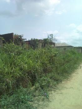2 Nos 3 Bedroom Flat, Ijeja Agbado Powerline, Ogun Waterside, Ogun, Residential Land for Sale