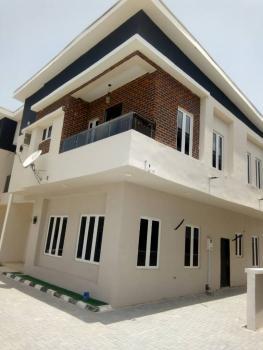 4bedroom Semi Detached Duplex with a Room Bq., Orchid Road Ikota, Ikota Villa Estate, Lekki, Lagos, Semi-detached Duplex for Sale