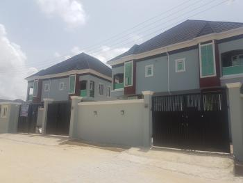 Newly Built Brand New Semi Detached Duplex with Bq, Ikota Villa Estate, Lekki, Lagos, Semi-detached Duplex for Sale
