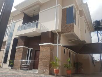 Top Notch Fully Detached 4 Bedroom Duplex with Bq in a Secured Area, Ajah, Lagos, Detached Duplex for Sale