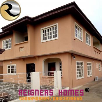 Newly Built 4 Bedroom Duplex, Eyita, Stone Throw From Brt Bus Stop, Ikorodu, Lagos, Terraced Duplex for Rent