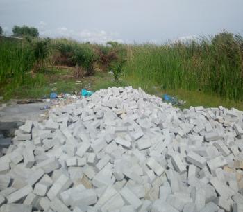 a Plot (670sqm) Land in an Estate, Happy Land Estate, Sangotedo, Ajah, Lagos, Residential Land for Sale