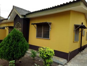 a Well Refurbished and Beautiful Detached 3 Bedroom Bungalow with a Room Self Contain Bq, P.o.p Ceiling Etc  in a Serene and Beautiful Compound, Palmview Estate, Oko-oba, Agege, Lagos, Detached Bungalow for Rent