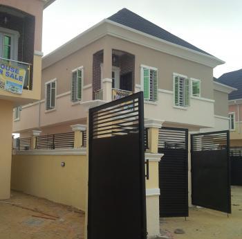 Tastefully Finished Duplex with Bq, Ikota Villa Estate, Lekki, Lagos, Semi-detached Duplex for Rent