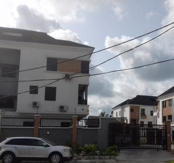 a Tastefully Built 5 Bedroom Semi-detached Duplex with a Room Boys Quarters, Ikoyi, Lagos, Semi-detached Duplex for Sale