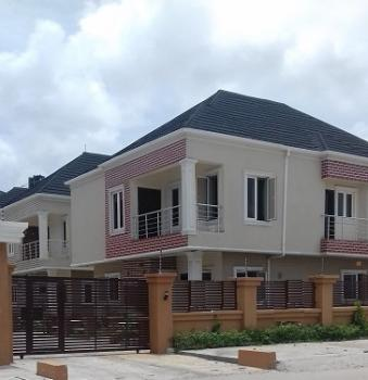 a Newly Built 4 Bedroom Fully Detached Duplex with a Room Boys Quarter, Ajah, Lagos, Detached Duplex for Sale