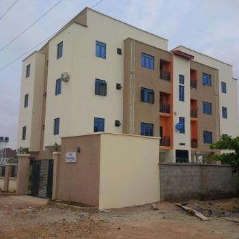 Brand New & Solidly Built Block of 3 Bedroom Apartments, Off Abc Cargo Way, Near Next Mall, Jahi, Abuja, Flat for Sale