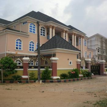 Tastefully Finished 4 Bedroom Maisonette, By Abc Cargo, Jahi, Abuja, Semi-detached Duplex for Rent