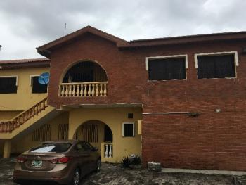 Spacious 2 Bedroom Ground Floor Flat in a Block of Two Flats, Theophilus Orji Street,  Off Fola Osibo Street, Ikeja, Lagos, Flat for Rent