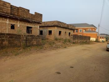 Twin Uncompleted Building of 8 Flats, Icast Road, Elebu, Challenge, Ibadan, Oyo, Flat for Sale