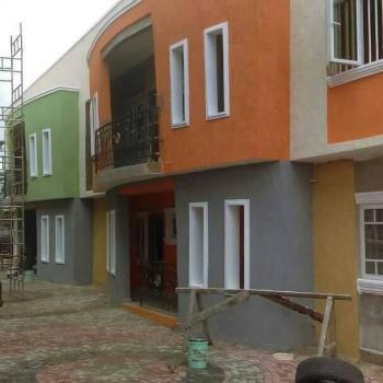 Newly Built Tastefully Finished All Rooms En Suit 2 Bedroom, Arowojobe Estate, Mende, Maryland, Lagos, Flat for Rent
