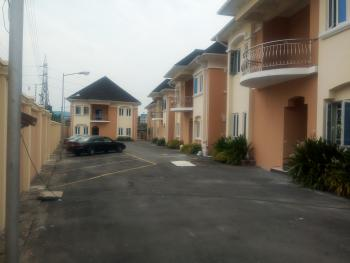 Newly Built 5 Units 4 Bedroom Detached Duplexes with a Room Bq, Luxury Tastefully Finished 4 Bedroom Duplex with 1 Room Bq. in a Calm and Secured Neighbourhood Estate, Rumuogba, Port Harcourt, Rivers, House for Rent
