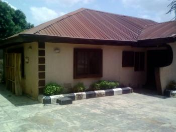 Luxury 3 Bedroom Bungalow on More Than a Plot of Land, Off Hotel Bus Stop, Egbe, Lagos, Detached Bungalow for Sale