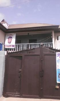 Newly Improved 4 Bedroom Upstairs, College Bus Stop, Ikotun Igando Road, Igando, Ikotun, Lagos, Self Contained (studio) Flat for Rent