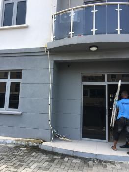 3 Bedroom Flat and a Bq, Osapa, Lekki, Lagos, Flat for Rent