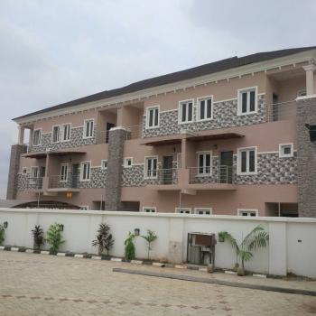 Luxury 4 Bedrooms Terrace Duplex with Bq, Jahi, Abuja, Terraced Duplex for Rent