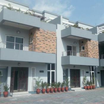 5 Units × 4 Bedroom & 1 Unit × 5 Bedroom Terraces with Bqs, Gra, Ogudu, Lagos, Block of Flats for Sale