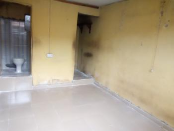 a Lovely Cheap Roomself Con @ Jibown Yaba Lagos, By Yabatech, Jibowu, Yaba, Lagos, Self Contained (studio) Flat for Rent