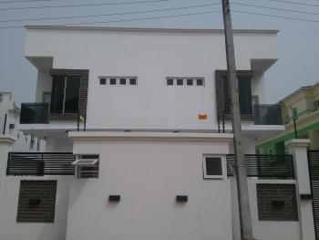 Newly Finished 5 Bedroom Fully Detached Duplex with a Room Bq, Osapa, Lekki, Lagos, Detached Duplex for Sale