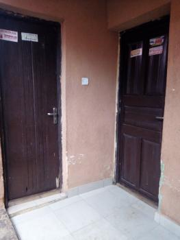 a Very Clean Single Room Self, Yaba, Lagos, Self Contained (studio) Flat for Rent