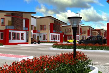 Premiere Court 4 Bedroom Semi-detached Duplexes with Study, Ekundayo Avenue, Off Balogun Crescent, Berger, Arepo, Ogun, Semi-detached Duplex for Sale