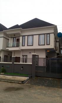 5 Bedroom with a Boys Quarter, Osapa, Lekki, Lagos, Semi-detached Duplex for Sale