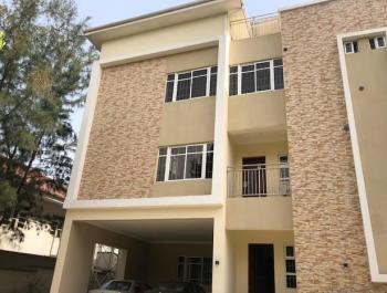 Luxury 5 Bedroom Duplex, Maitama District, Abuja, Semi-detached Duplex for Rent
