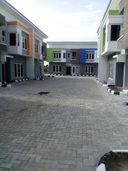 Well Finished Duplexes in a Prestigious Estate, Sandworth Homes, By Lekki Gardens Estate, Abraham Adesanya Estate, Ajah, Lagos, Terraced Duplex for Rent