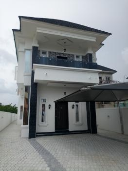 Newly Built and Well Finished 4 Bedroom Fully Detached Duplex with Bq, Mobil Estate Road, Ilaje, After Vgc, Lekki Expressway, Lekki, Lagos, Detached Duplex for Sale